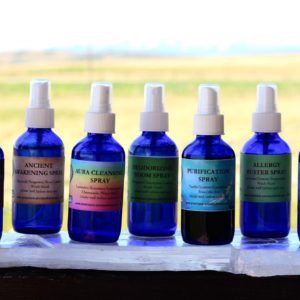 Anam Cara Essential Oil Sprays Wellness Collection