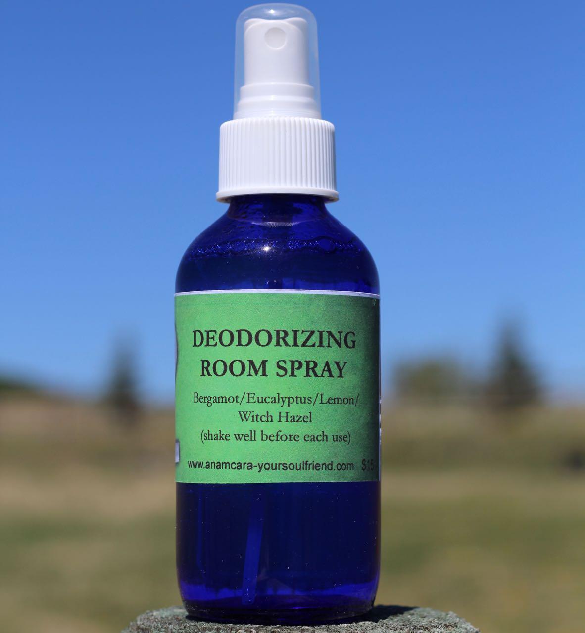 Deodorizing Room Spray Cara Marshall